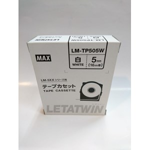 Max Letatwin Tape Kaset LM-TP505W