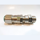 Cable Gland CMP Brass Nickel E1FW M20 1