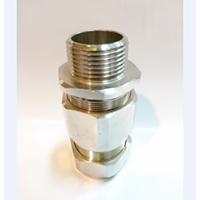 Cable Gland OSCG Brass Nickel NPT 1