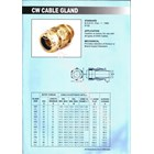 Cable Gland Unibell CW Armoured 3