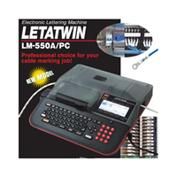 Jual Stiker Consumables Lm 550A PC