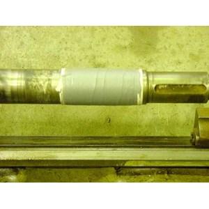 Las dingin pada shaft dengan Polymer Epoxy By CV. Meirandha Teknik