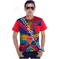 Sell Sidji Batik T-Shirt N035