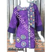 Sell Ethnic Batik Atasan Lengan Panjang E-04189.4