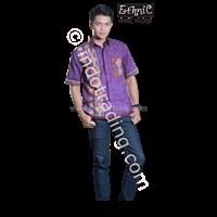 Sell Kemeja Batik 0437.6