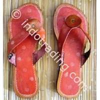 Sell Sandal Batik Kulit 001