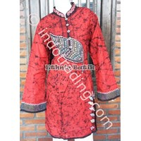 Sell Tunik Batik   E-0450.1  Size L