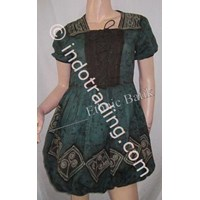 Sell Dress Batik  E-04259.2  Size M