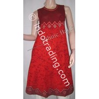 Sell Dress Batik E-04245 Free Size