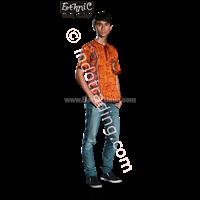 Sell Baju Koko Tangan Pendek 04140.3  Free Size