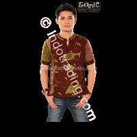 Sell Baju Koko Tangan Pendek 04140 Free Size