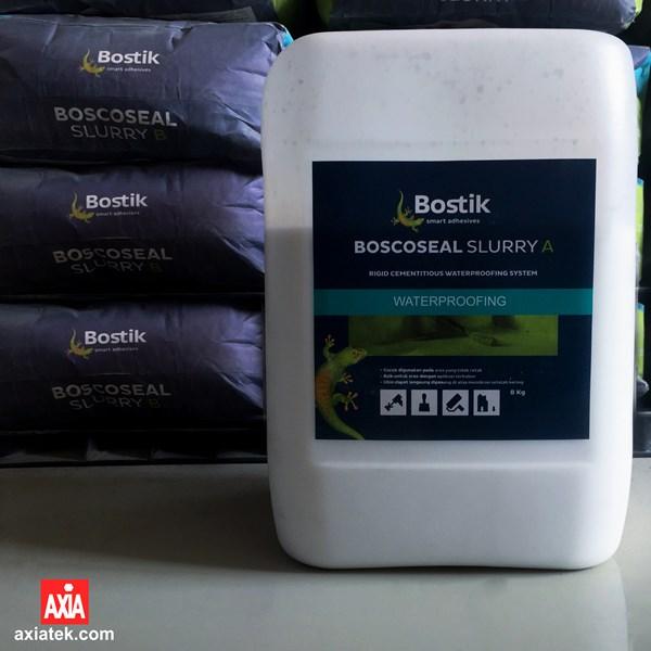 Bahan Waterproofing Bostik Boscocem Slurry