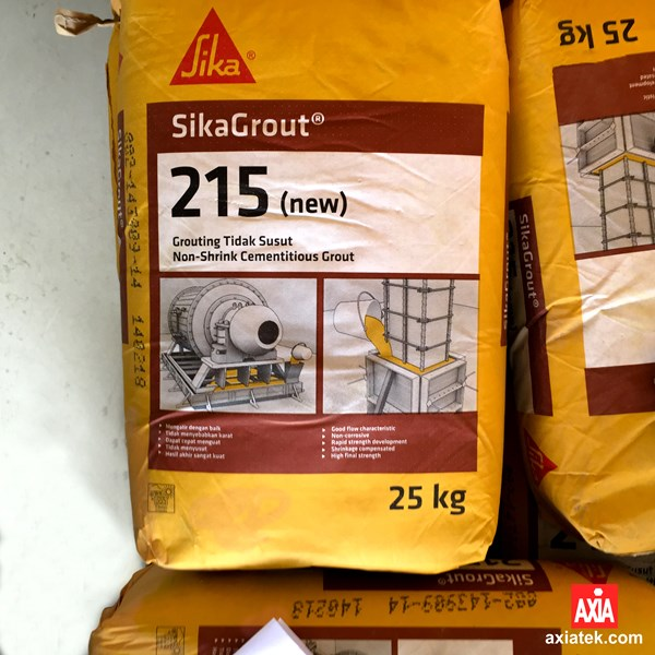 Sell SikaGrout 215 (NEW) Cement
