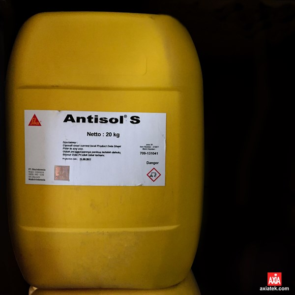 Pelapis Anti Bocor Sika Antisol S