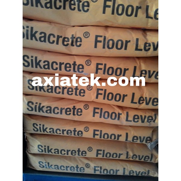 Ready Mix Beton Sikacrete Floor Level