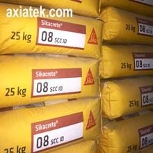 Ready Mix Beton Sikacrete-08 SCC