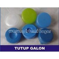 Tutup Galon Plastik Air Minum Aqua Ukuran 19 Liter 1