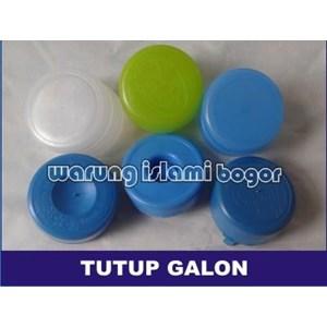 Tutup Galon Plastik Air Minum Aqua Ukuran 19 Liter