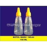 Botol Selai dan Madu 150ml Tutup Lancip Kerucut 1