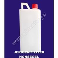 Jual Jerigen 1 Liter Tinggi Tutup Ulir Tanpa Segel Produk Kimia Laboratorium 2