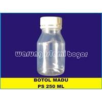 Distributor Produsen Distributor Supplier Toko Pusat  Botol MADU Plastik Kemasan 3
