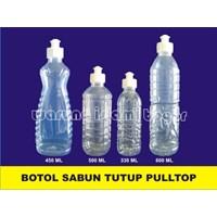 Botol Sabun Cair Cuci Tangan Sunlight Tutup Fulltop Shampo Bahan Plastik PET 1