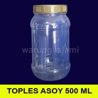 TOPLES ASOY 500 ML