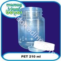 Jual Botol Plastik Toples Untuk Selai Dan Bumbu Dapur 200Ml 2