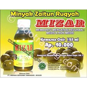 Minyak Zaitun Ruqyah (Mizar) Kemasan Cair 125Ml