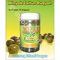 Sell Olive Oil Contents Of 75 Capsules Ruqyah Mizar Economical And Save 2