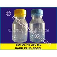 Distributor Botol Madu Ps 250 Ml Baru Dengan Segel Dan Tanpa Tutup Dalam 3