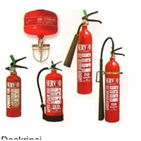 Fire Extinguisher Fire Service (Fe-36) 1
