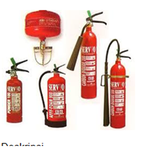 Fire Extinguisher Fire Service (Fe-36)
