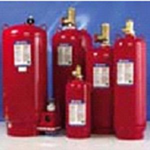 Fire Suppresion System Kidde FM-200