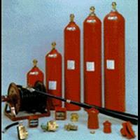 Fire Suppresion System Kidde CO2 (Carbon Dioxide) 1