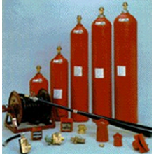Fire Suppresion System Kidde CO2 (Carbon Dioxide)