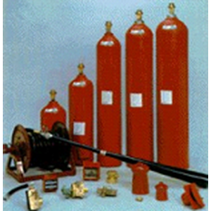 Fire Suppresion System Kidde CO2 (Carbon Dioxide)