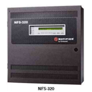 From Fire Alarm Control Panel NFS-320 0