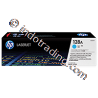 Toner HP Laserjet Blue Tipe 128 A 1