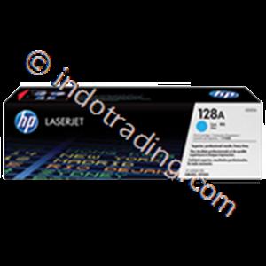 Toner HP Laserjet Blue Tipe 128 A