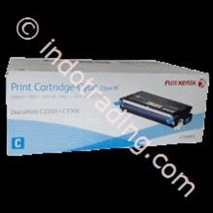 Toner Cartridge 3300 C Merk Fuji Xerox