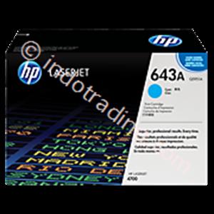 Toner HP Laserjet Tipe 643 A