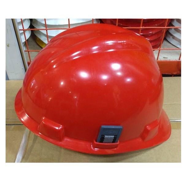 Helm safety ASA Merah