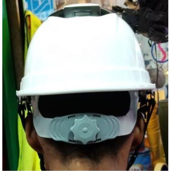 Helm ABS white
