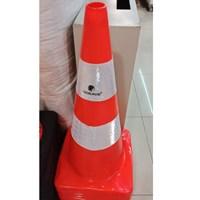 Traffic Cone Base orange 1