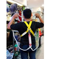 Body Harness double lanyard absorber