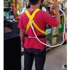Body Harness single hook besar 2