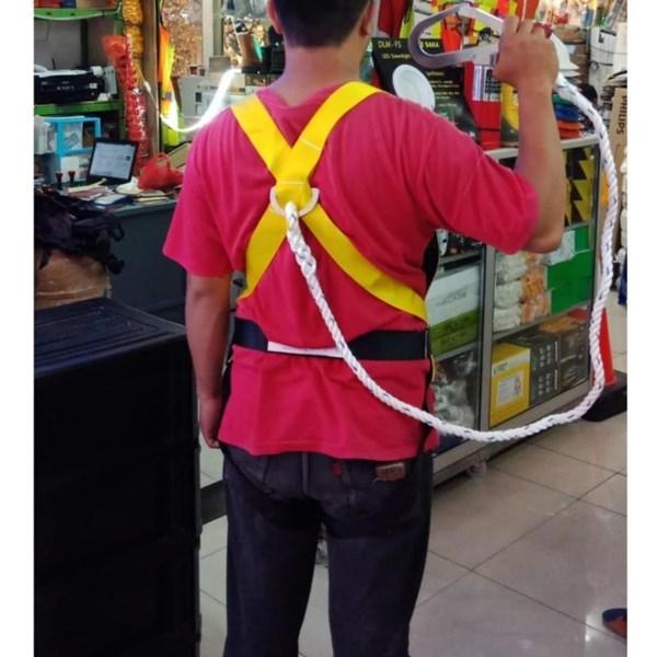 Body Harness single hook besar