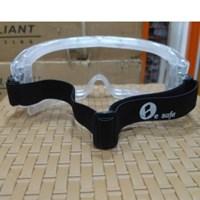 Distributor Kacamata Google Clear 3