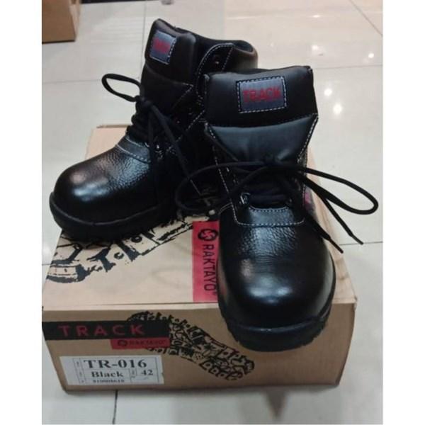 Sepatu Safety Track Tali
